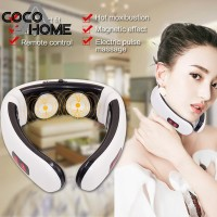 Neck Massager Terapi Pijat Leher cervical spin