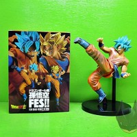 figure Dragon ball sun goku god FES