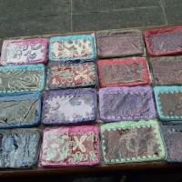 Dompet Batik Rajut 1 Rit 10 x 18