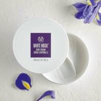 "The Body Shop WHITE MUSK"" Body Butter 200ml - ORIGINAL COUNTER"