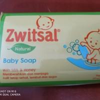 Zwitsal Bar Baby Soap Natural 80gr