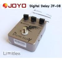 Efek Gitar Joyo Digital Delay JF-08 JF08 JF 08 Original
