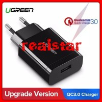 Ugreen Charger Qualcomm QC 3.0 Fast Charging Original