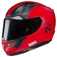 Helm HJC RPHA11 - Deadpool aksesoris