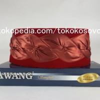 Peci Songkok Kopiah AWANG Super CITRA Diplomat AC Dasar Merah