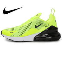 NIKE AIR MAX 270 Cushion Men Running Shoes Breathable Sports Sneakers