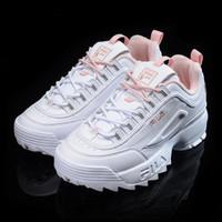 Adidas FS1HTZ3071X Fila Disruptor 2 White White US 5