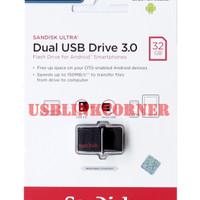 Flashdisk SanDisk Ultra USB 3.0 32GB Dual Drive OTG - GARANSI RESMI