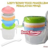 MAK108 LUSTY BUNNY FOOD MAKER PERASAN JERUK LB1375 PERALATAN MPASI