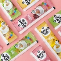 1 Sachet Pelancar ASI Mama Bear Soya Mix-Minuman Nutrisi Ibu Menyusui