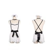 TANYA PREMIUM Sexy Lingerie Costume French Maid Cosplay Kostum Pelayan