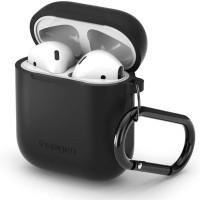Case Apple AirPods SPIGEN Silicone Casing ORIGINAL - BLACK