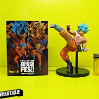 Action Figure Dragon Ball Son Goku FES Super saiyan