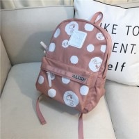Tas Backpack IMPORT Cilo Cala Pink Snoopy Peanuts