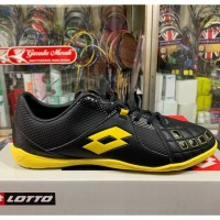 New Sepatu Futsal Lotto Squadra In Original