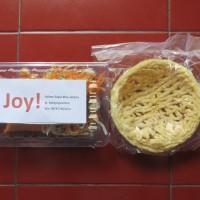 joy asinan sayur khas jakarta bumbu kacang