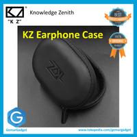 KZ Earphone Hard Case Tempat Headset PU Bag Pouch Knowledge Zenith