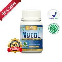 Obat Herbal Penurun Kolesterol Tinggi MYCOL