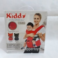 GENDONGAN BAYI/ HIPSEAT BABY CARRIER 4 IN 1