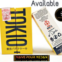 LC LIQUID TOKIO 3/ 6MG 60ML CUKAI READY