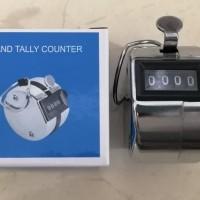 hand tally Counter 4digit | alat hitung cepat manual | tasbih counter