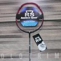 Best Promoo Raket Badminton RS Micron Saber 10 NG III Bonus Tas Kaos