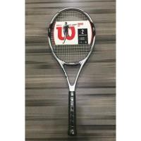 Best Promoo raket tenis wilson drone team 100 + senar dan cover