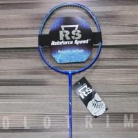 Best Promoo Raket Badminton RS Micron Saber 7 NG III Bonus Tas Kaos