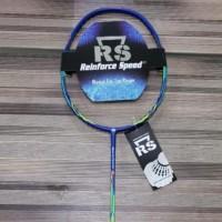 Best Promoo Raket Badminton RS Metric Power 9 Original + Bonus Tas