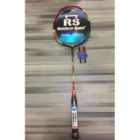 Best Promoo Raket Badminton RS Metric Power 14 + bonus tas kaos senar
