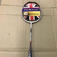 Best Promoo Raket Badminton Pro Ace Powershot 128 Bonus Tas, Kaos,