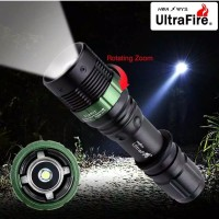 CREE XML T6 Lampu Senter Obor Ultrafire 6000 LM LED Dapat Diperbesar