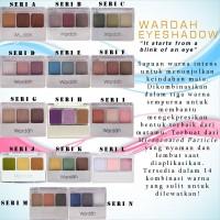 Wardah Eye Shadow 3.3 gr