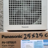 Panasonic ceiling Exhaust fan 6 inch Putih 12 Watt FV-15 TGU