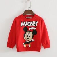 Baju Anak Import Branded Sweater Anak Laki Laki Sweater Anak Mickey