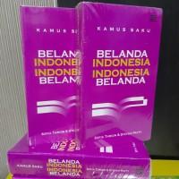 Kamus Saku Belanda Indonesia - Indonesia Belanda Ori