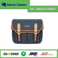 Tas Kamera Herringbone Maniere Medium Camera Bag - Navy