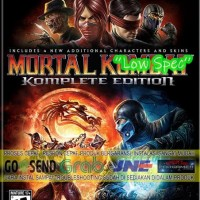 MORTAL KOMBAT KOMPLETE EDITION CD DVD GAME PC GAMING PC GAMING LAPTOP