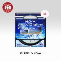 FILTER UV HOYA 58 mm