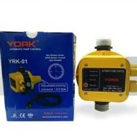 Otomatis pompa booster pressure control YORK 01 Asli