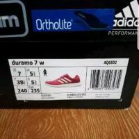 Murah SEPATU RUNNING ADIDAS DURAMO 7 W- AQ6502 - Pink