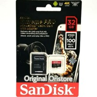 SANDISK MICROSD EXTREME PRO 32GB 100MB/S - Extreme PRO Micro SD 32 GB