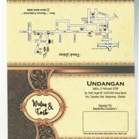 blanko undangan pernikahan erba 2503, 2501 & 2502