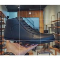 BRADLEYS ERUDITE BLACK sepatu kulit leather pria asli original brodo