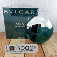 Blv Bvlgari Aqua Eau De Toillete Parfum Original Singapore