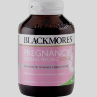Blackmores Pregnancy & Breast feeding Gold isi 120
