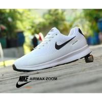 Sepatu Nike Air Zoom full white