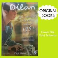 Novel Dilan 2, dia adalah Dilanku tahun 1991 - Buku Pidi Baiq