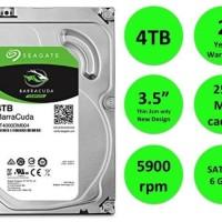 "SEAGATE BARRACUDA 4TB 3.5"" ST4000DM004"