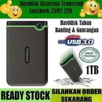 Transcend 25M3 1TB / HDD Eksternal / Portable Drive